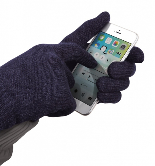 Trust Sensus Touchscreen Gloves L/XL - blue