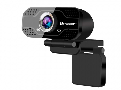 Tracer WEB007 webcam FHD 1920x1080 pixels USB 2.0 Black