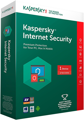 Kaspersky Internet Security 1 arvutile