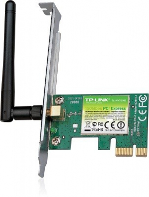 TP-LINK PCI-E 150MBPS ADAPTER TL-WN781ND