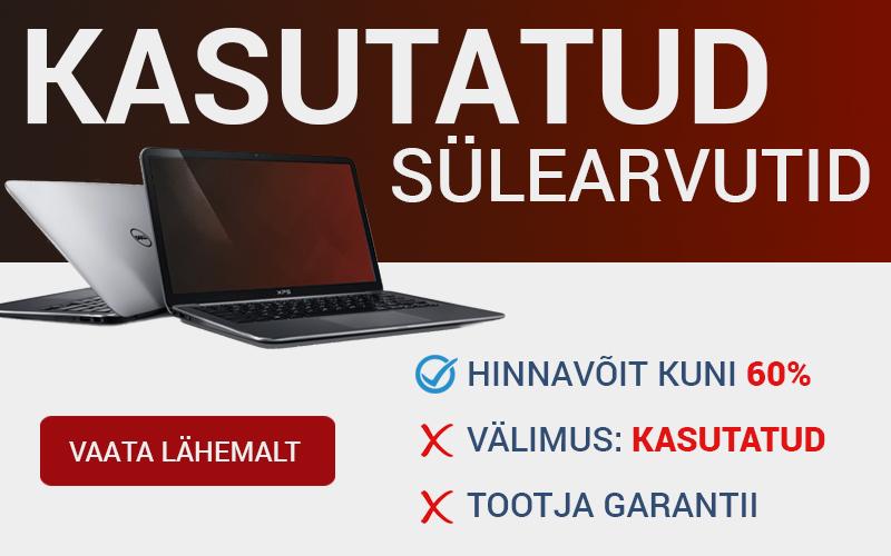 8c4cdcfb7d5 Kasutatud sülearvutid - Sülearvtutid ja lisad